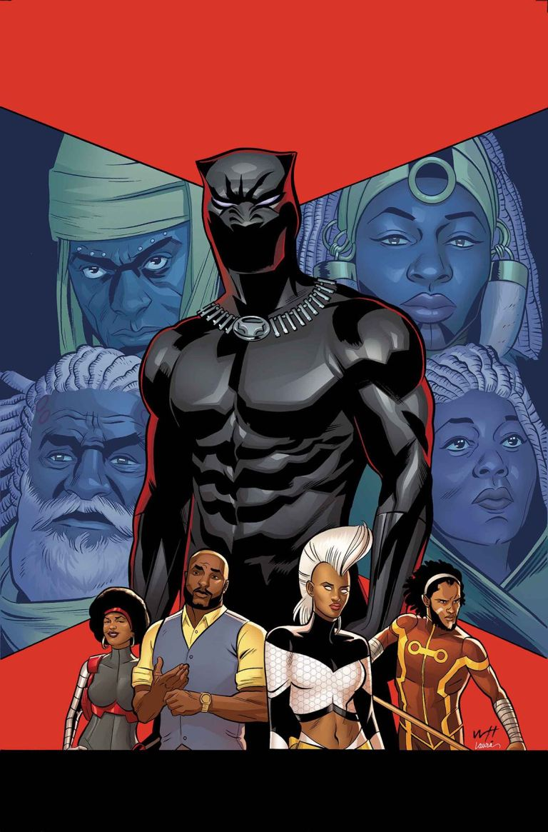Black Panther #15 (Cover A Brian Stelfreeze)