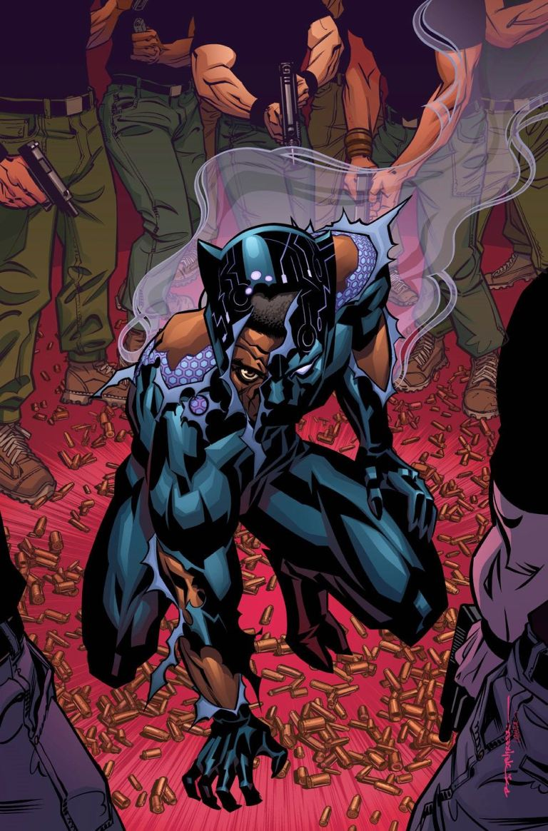Black Panther #16 (Cover A Brian Stelfreeze)