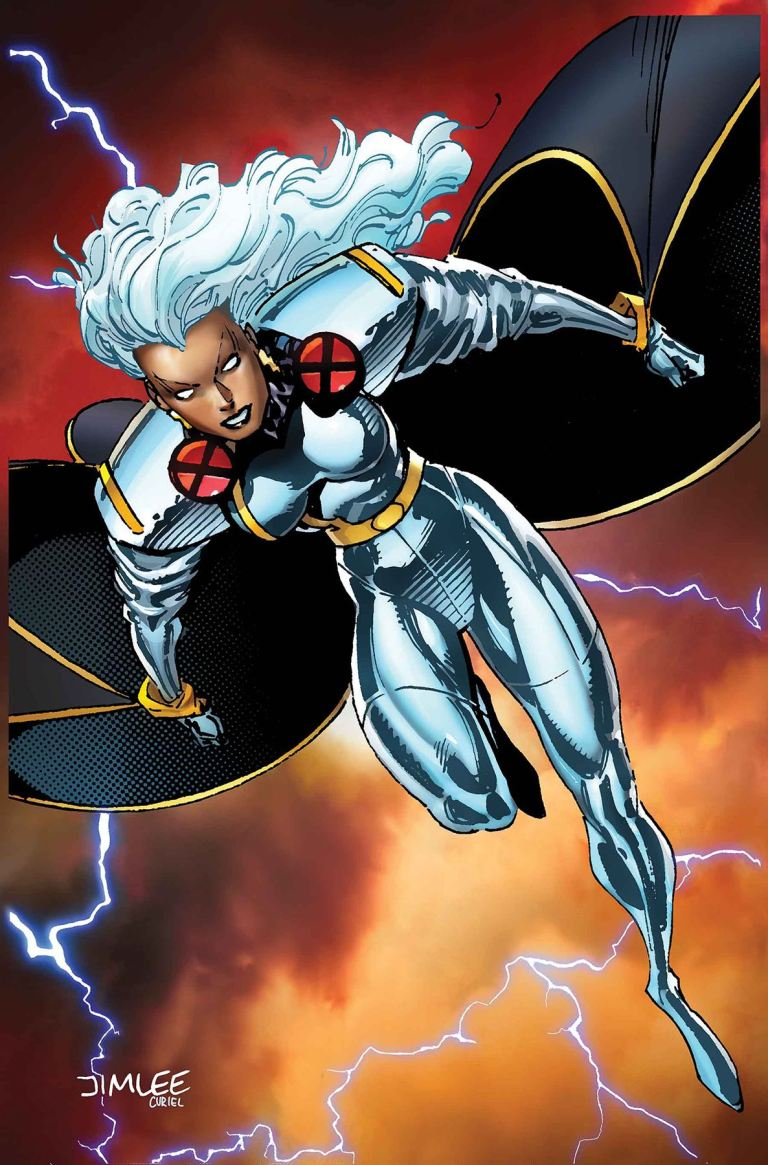 Black Panther #16 (Cover B Jim Lee X-Men Trading Card Variant)
