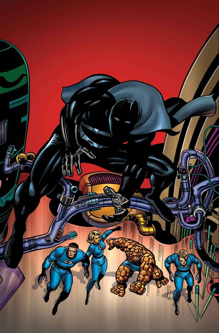 Black Panther #16 (Cover D Jack Kirby 100th Birthday Variant)