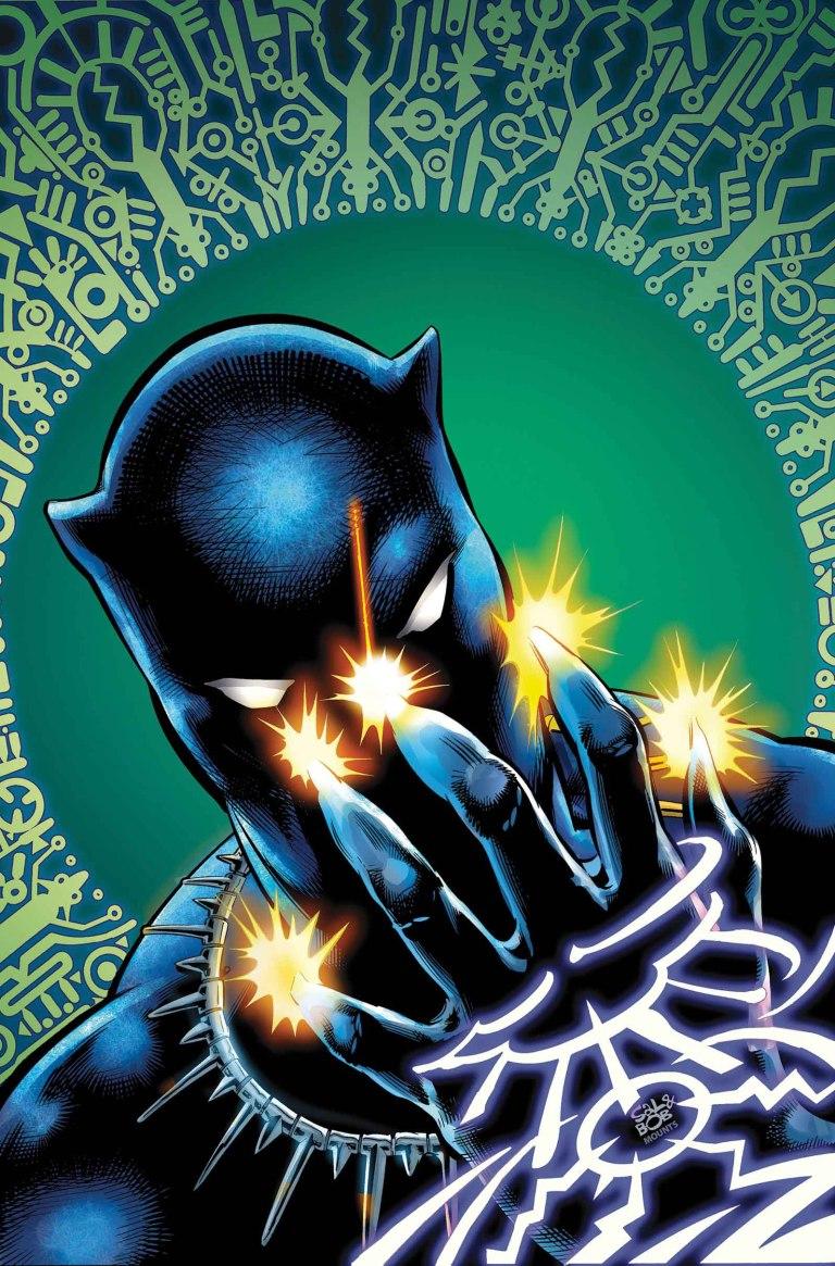 Black Panther World Of Wakanda #6 (Cover B Sal Velluto)