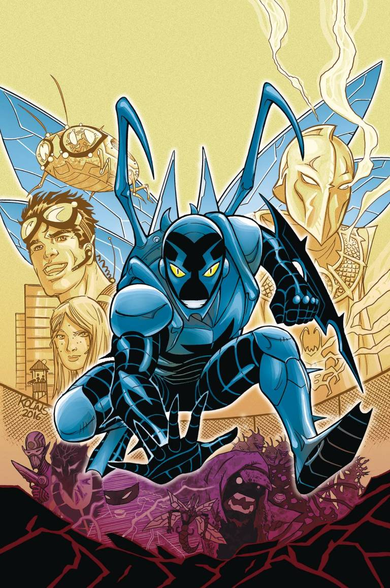 Blue Beetle #1 (Cover A Scott Kolins)