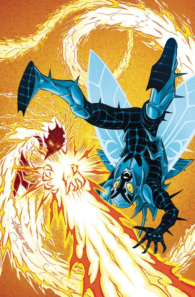 Blue Beetle #11 (Cover A Scott Kolins)
