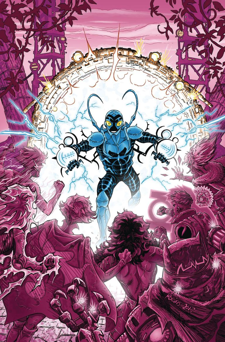 Blue Beetle #13 (Cover A Scott Kolins)