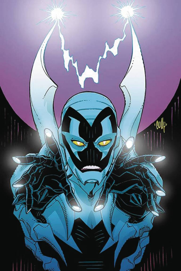 Blue Beetle #2 (Cover B Cully Hamner)