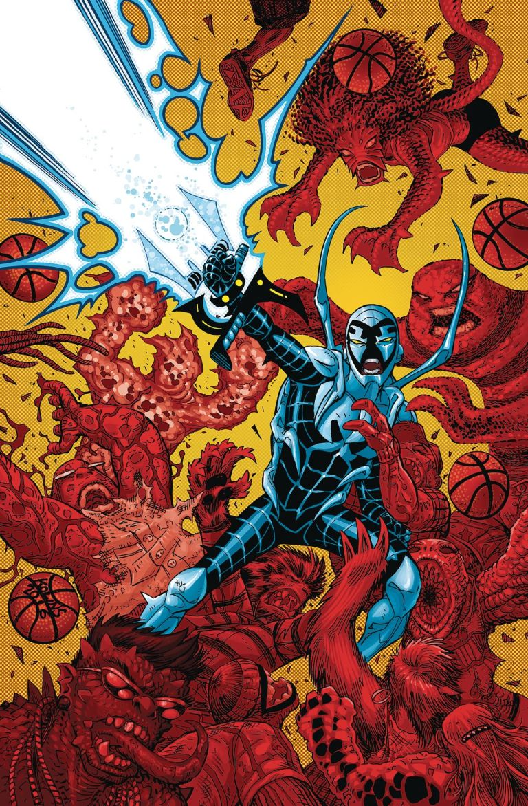 Blue Beetle #5 (Cover A Scott Kolins)