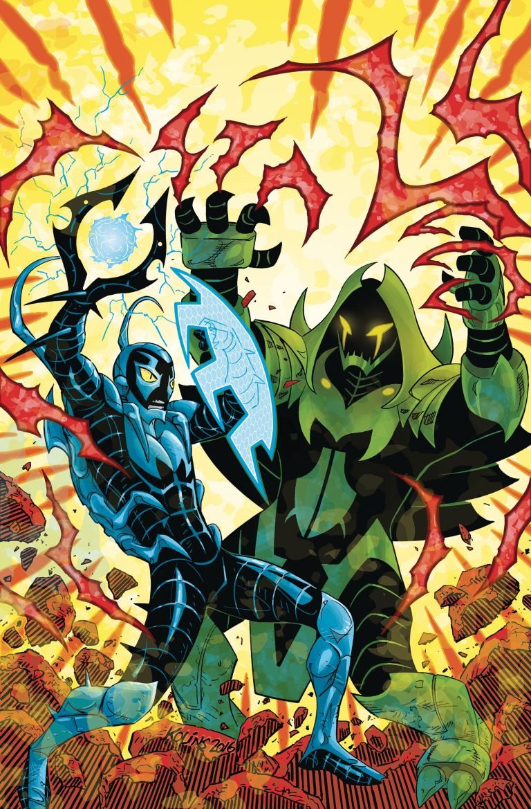 Blue Beetle #6 (Cover A Scott Kolins)