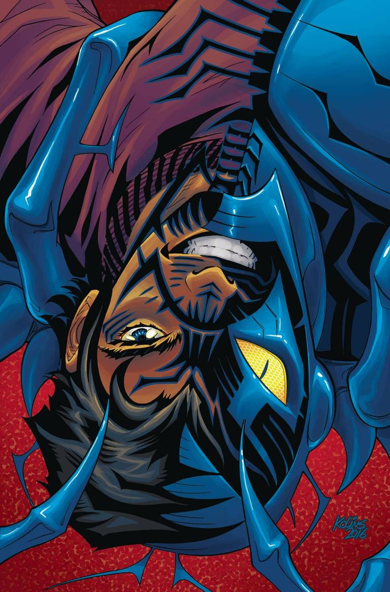 Blue Beetle Rebirth #1 (Cover A Scott Kolins)