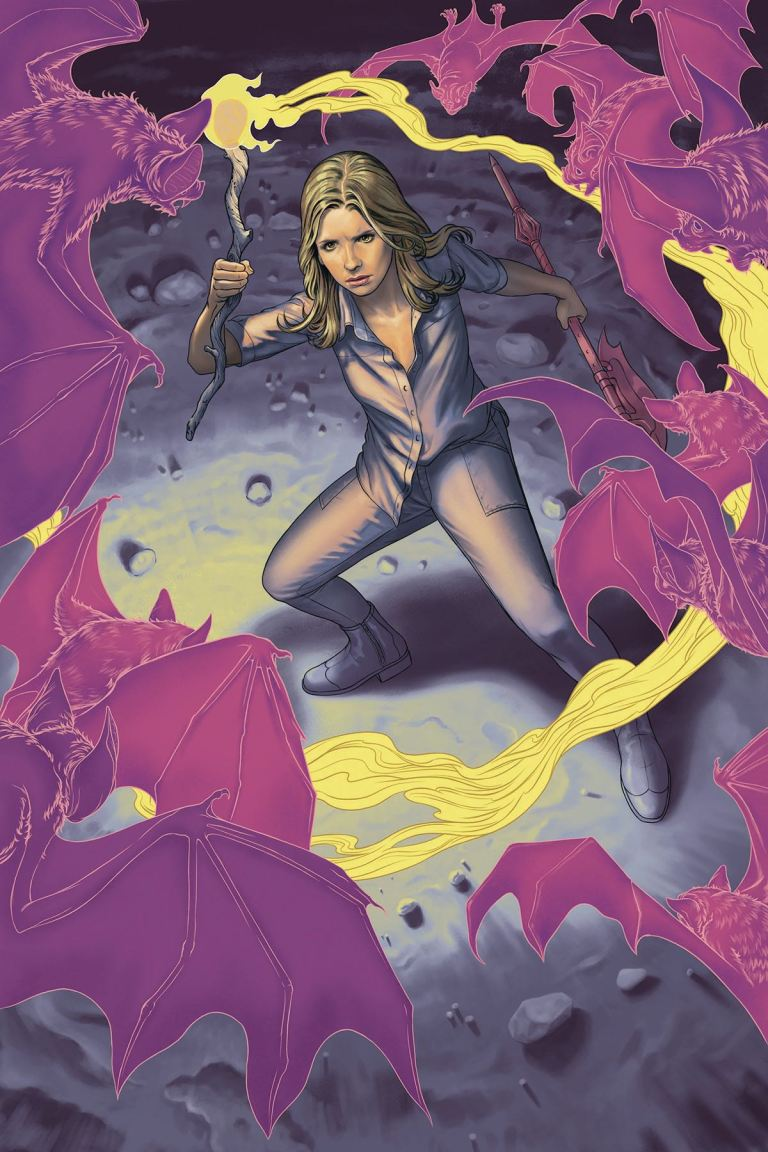 Buffy The Vampire Slayer Season 11 #9 (Cover A Rebekah Isaacs)