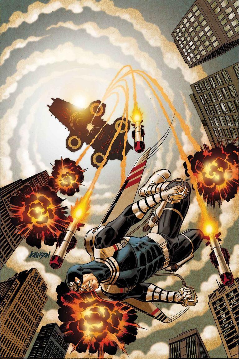 Bullseye #5 (Declan Shalvey Cover)