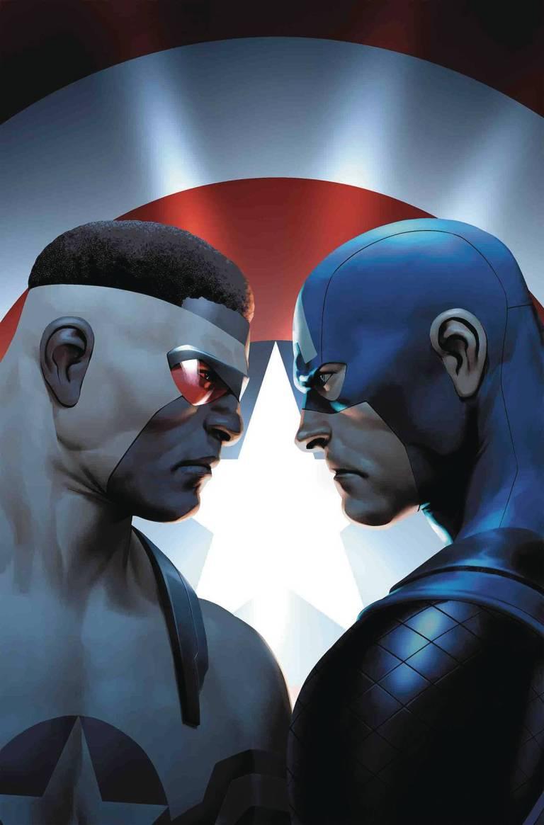 Captain America #25 (Cover A Jesus Saiz)