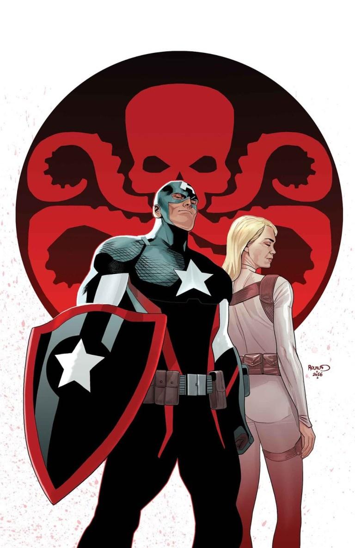 Captain America Steve Rogers #10 (Paul Renaud Cover)