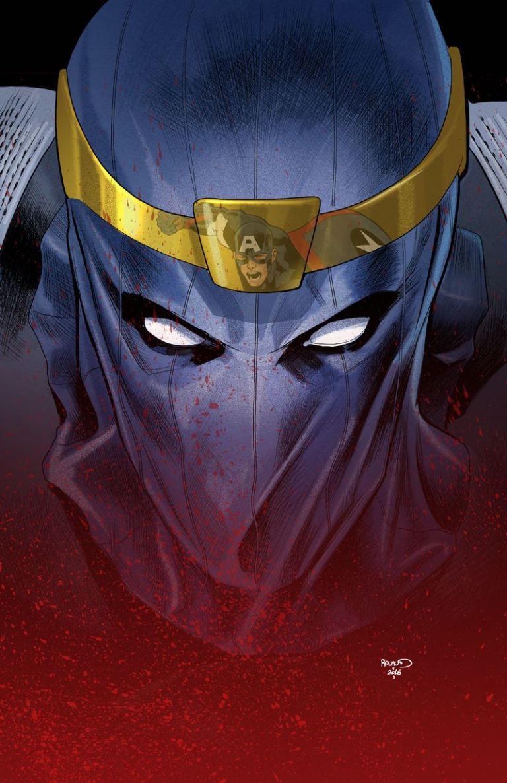 Captain America Steve Rogers #11 (Paul Renaud Cover)