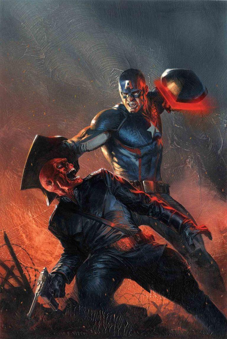 Captain America Steve Rogers #15 (Cover A Gabriele Dell'Otto)