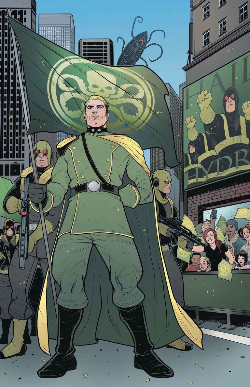 Captain America Steve Rogers #17 (Elizabeth Torque Cover)