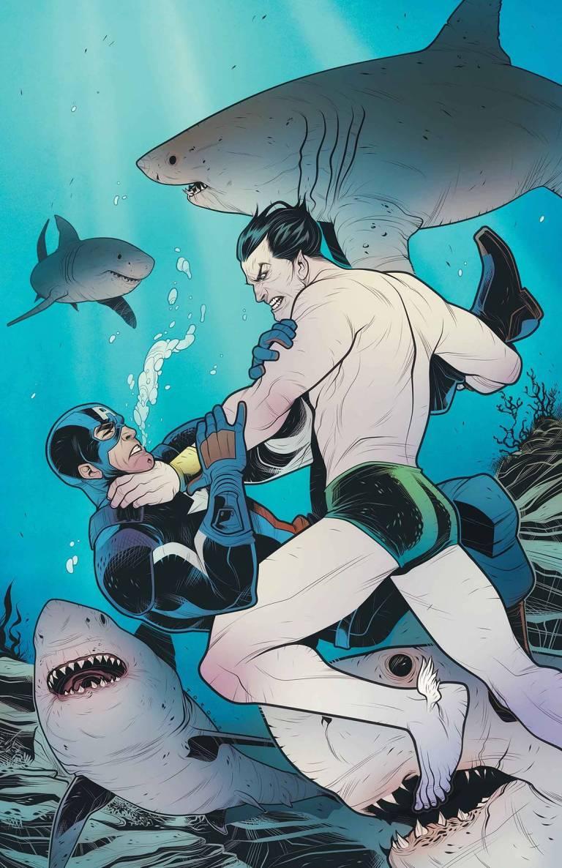 Captain America Steve Rogers #18 (Cover A Elizabeth Torque)