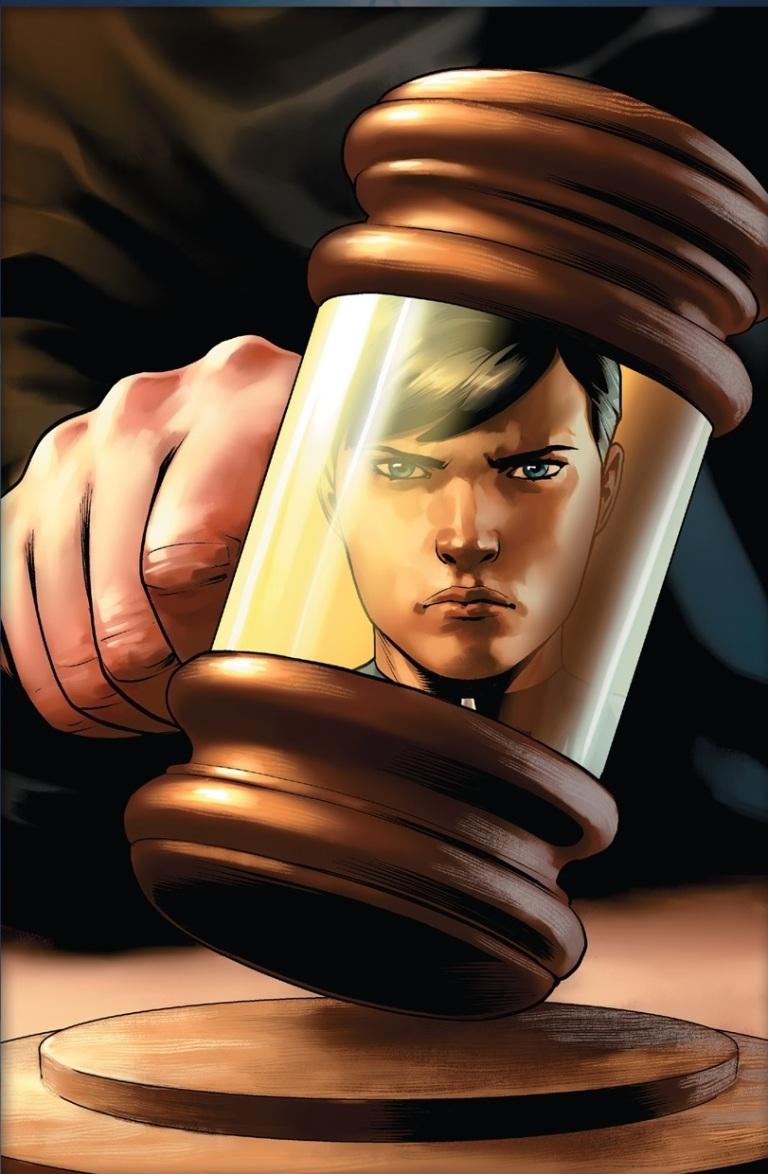 Captain America Steve Rogers #9 (Jesus Saiz Cover)