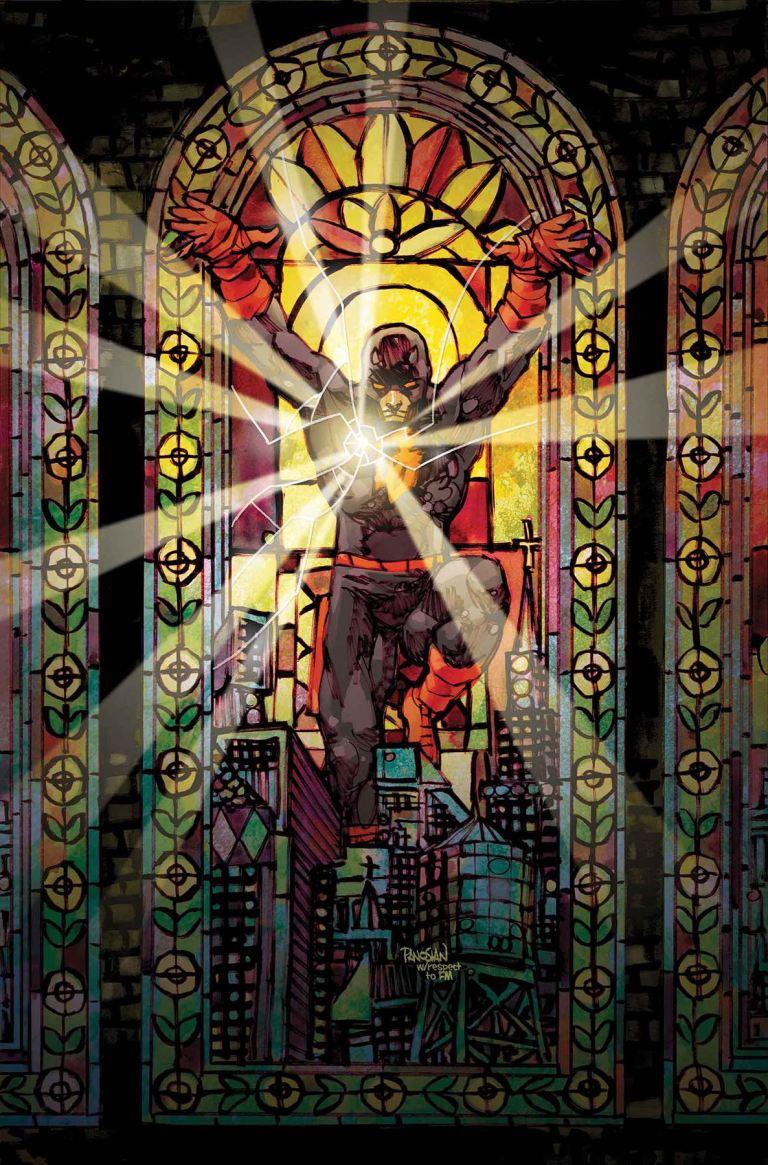 Daredevil #15 (Dan Panosian Cover)