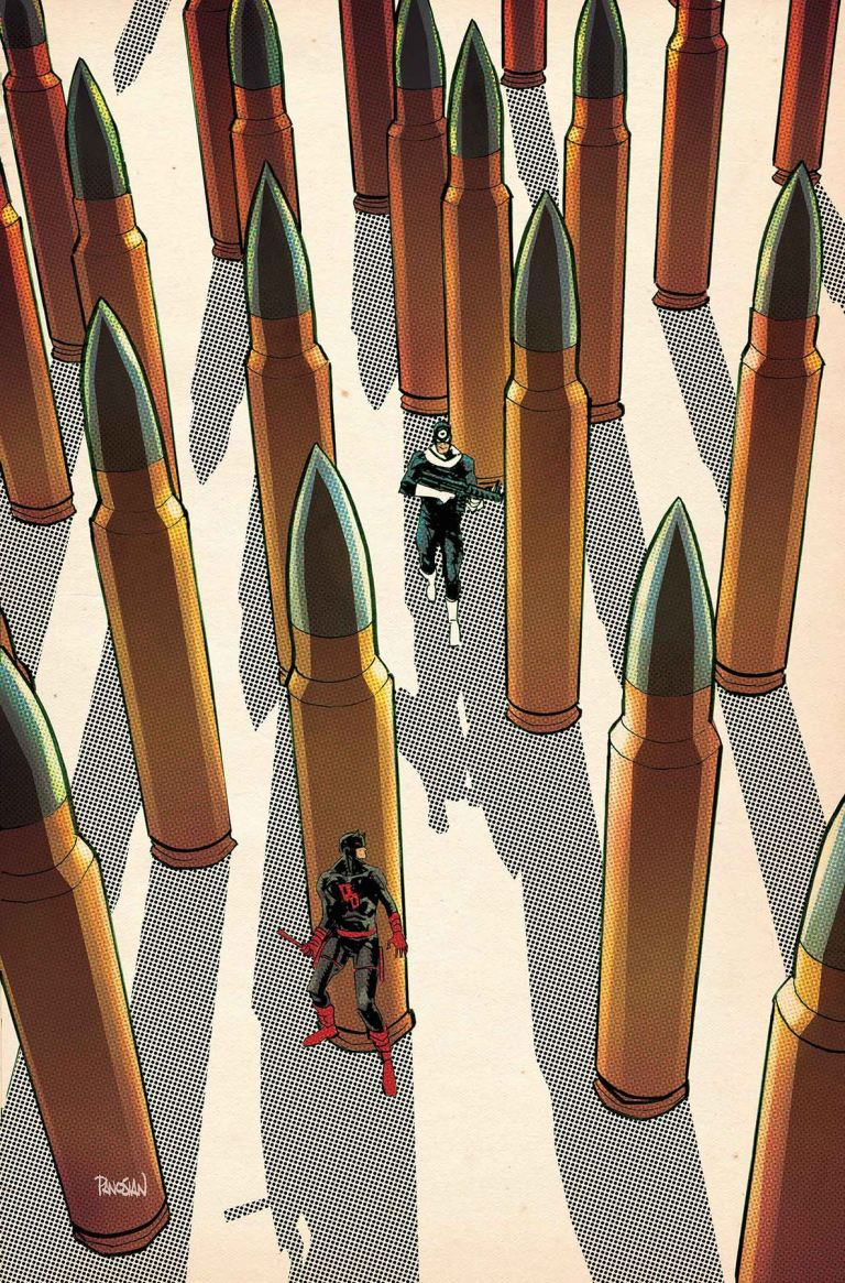 Daredevil #16 (Dan Panosian Cover)