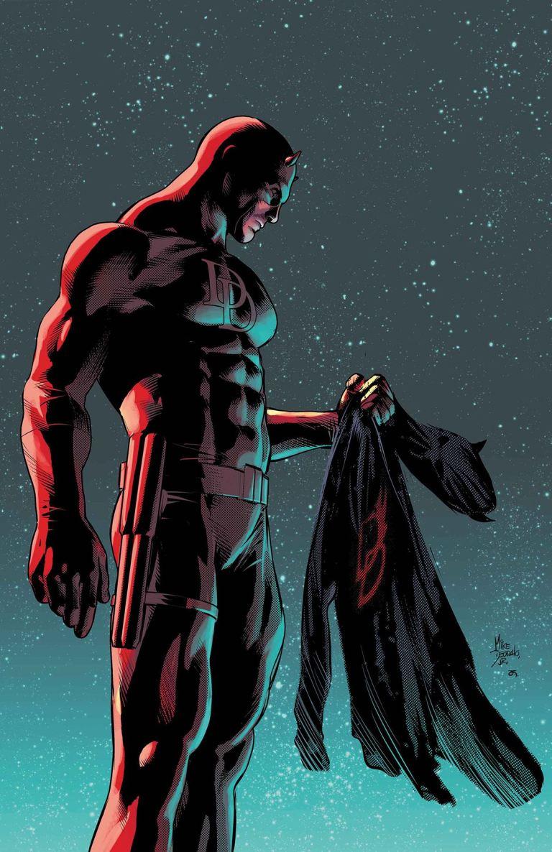 Daredevil #20 (Mike Deodato Jr. Cover)