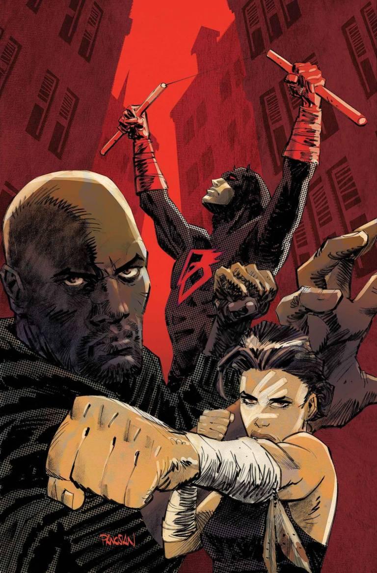 Daredevil #21 (Cover A Dan Panosian)