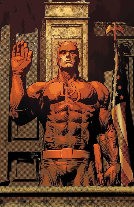 Daredevil #22 (Mike Deodato Jr. Cover)