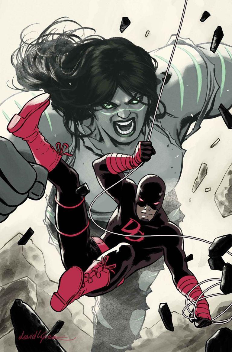 Daredevil #23 (Cover A David Lopez)