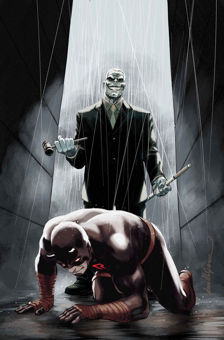 Daredevil #24 (David Lopez Cover)