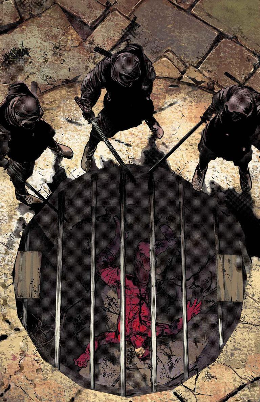 Daredevil #27 (Cover A Mike Deodato Jr.)