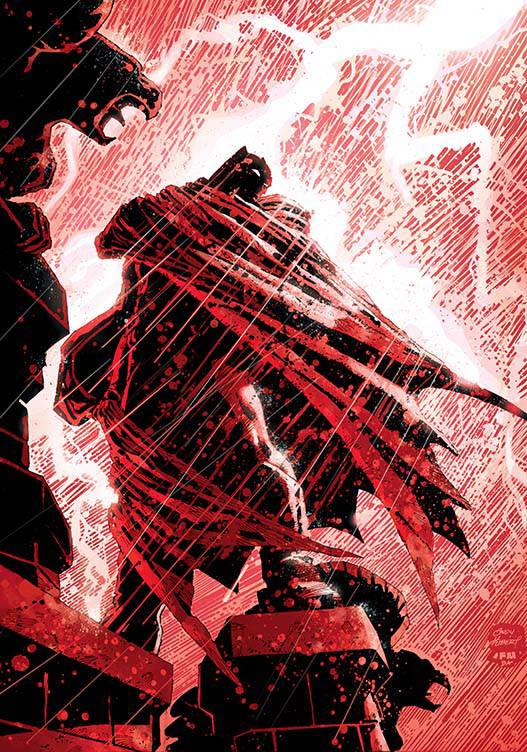 Dark Knight III The Master Race #9 (Cover A Andy Kubert & Frank Miller)