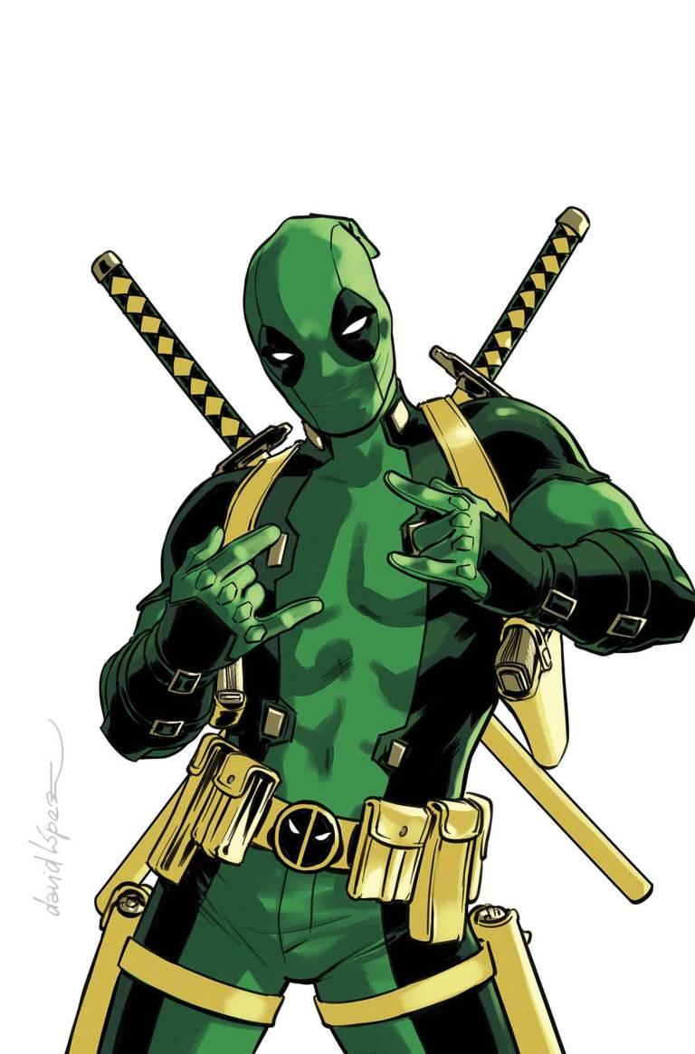 Deadpool #32 (Cover A David Lopez)
