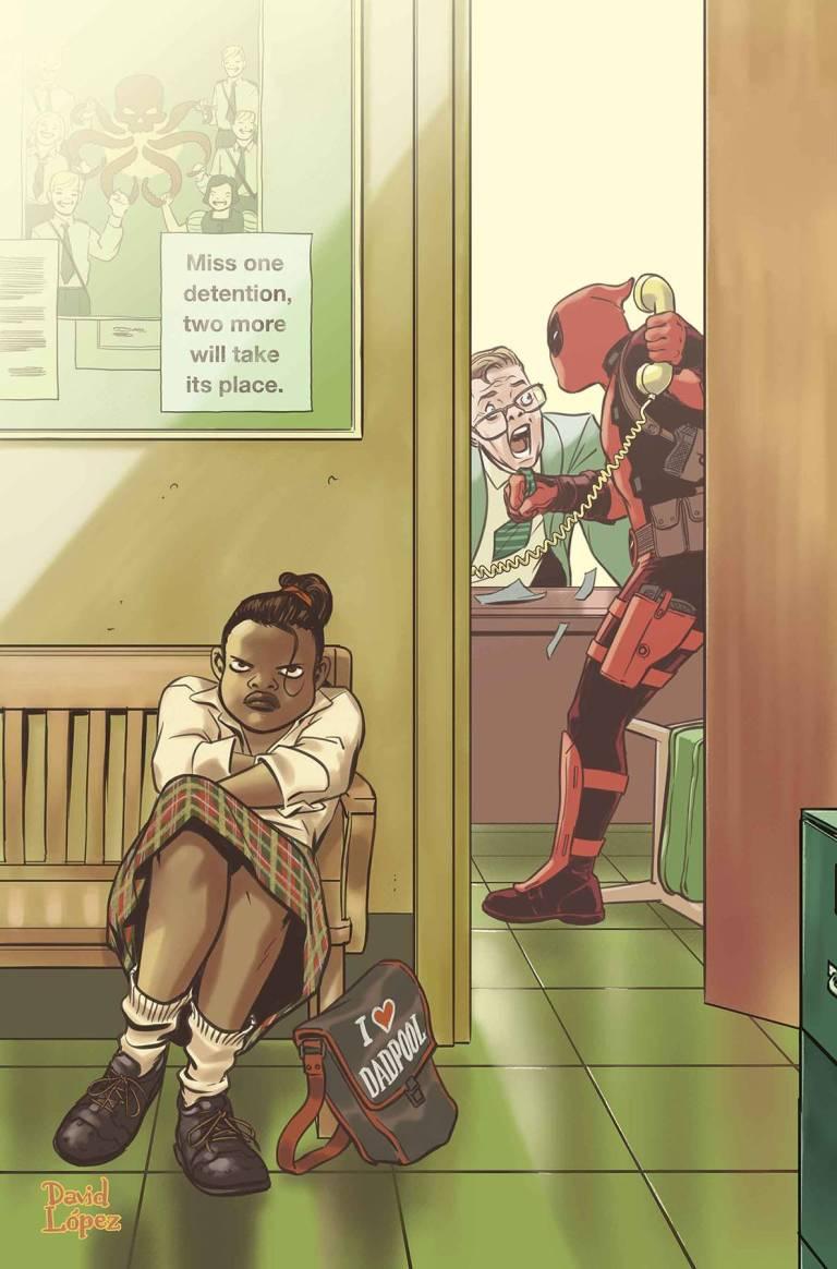 Deadpool #33 (Cover A David Lopez)