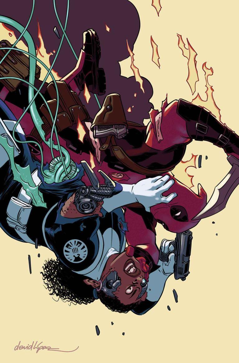 Deadpool #34 (Cover A David Lopez)