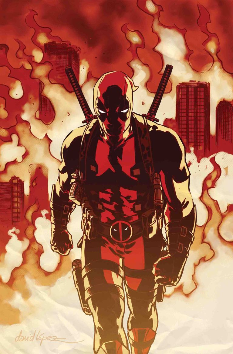 Deadpool #36 (Cover A David Lopez)