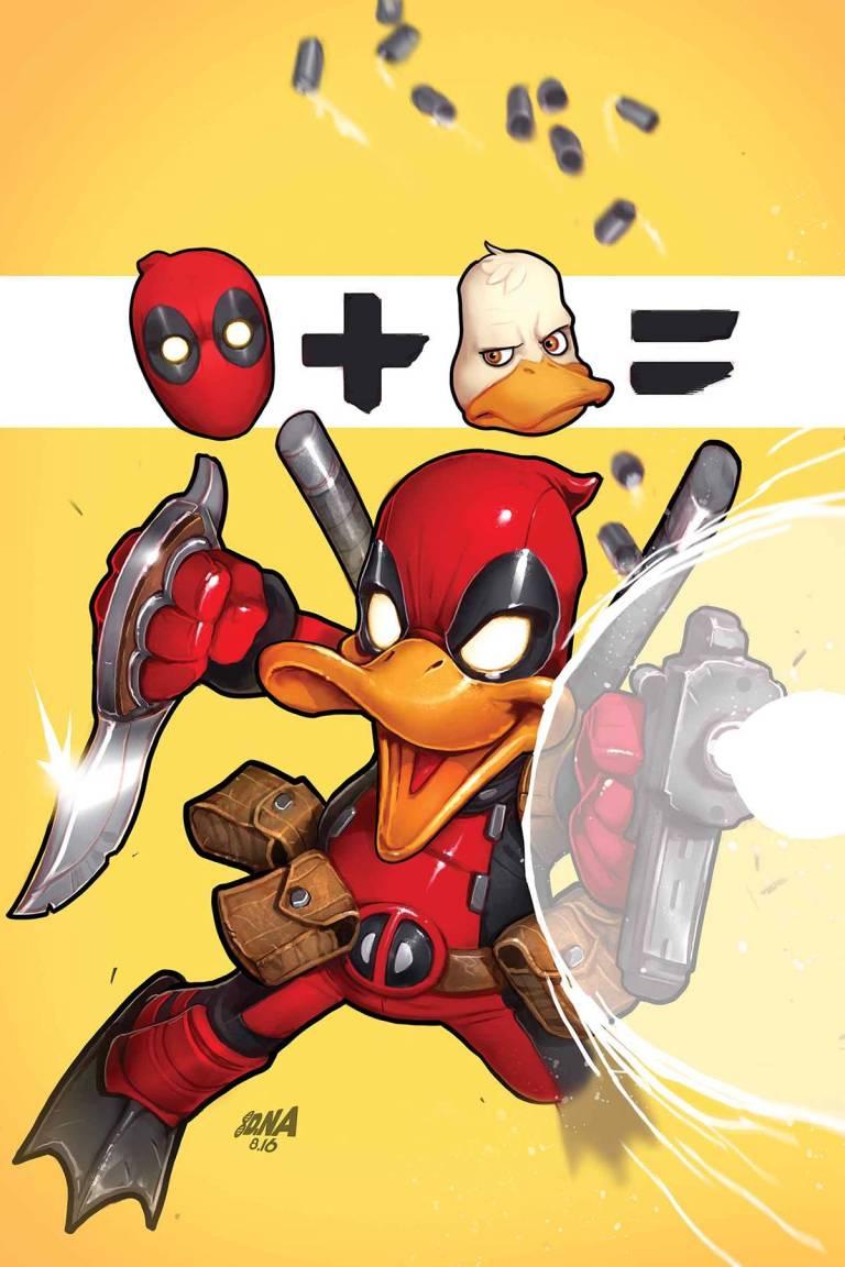 Deadpool The Duck #1 (David Nakayama Regular Cover)