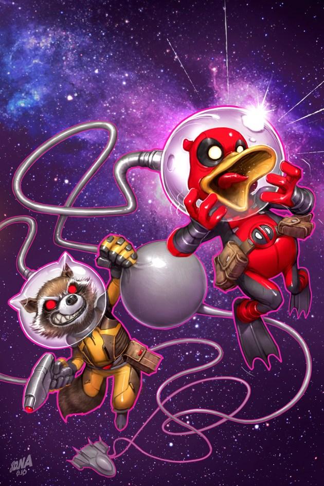 Deadpool The Duck #2 (David Nakayama Regular Cover)