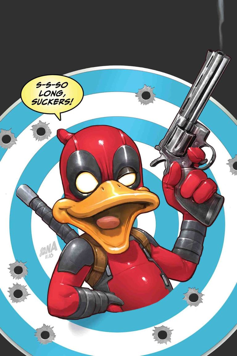 Deadpool The Duck #5 (David Nakayama Regular Cover)
