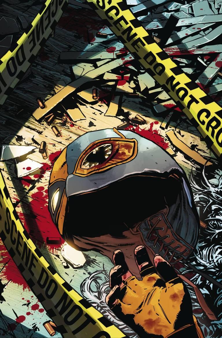 Deathstroke #3 (Cover A Aco)