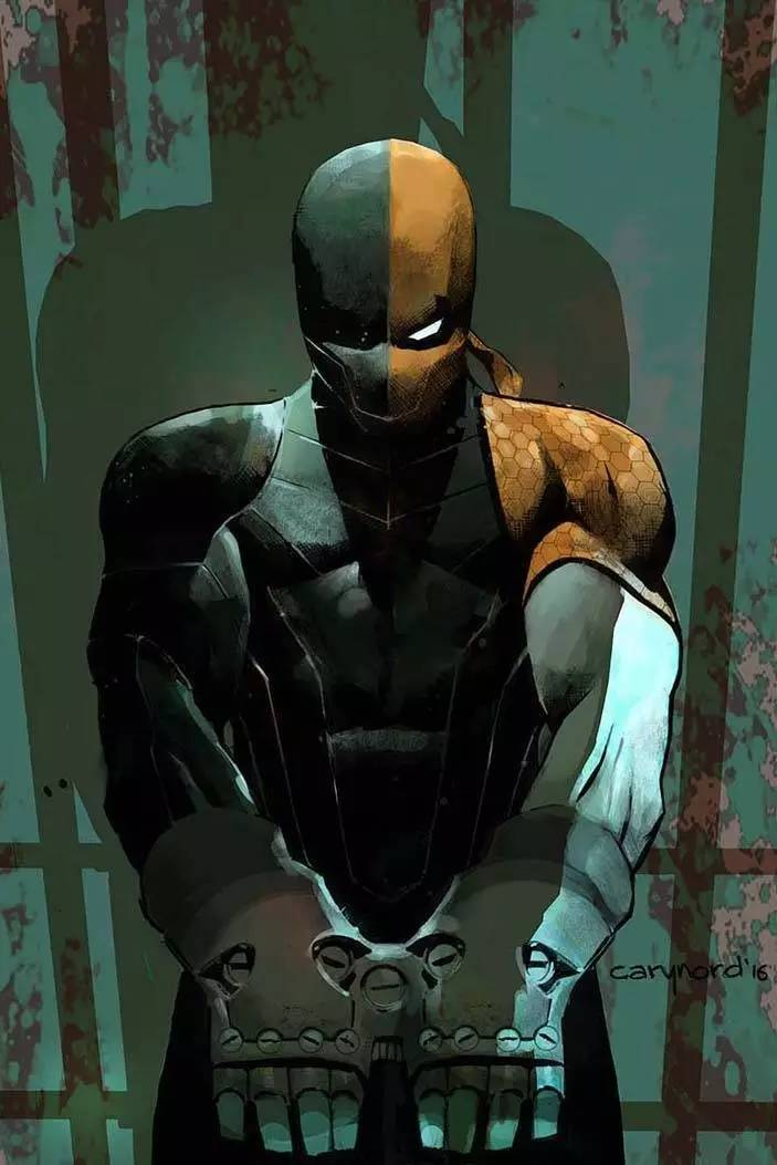 Deathstroke #9 (Cover A Cary Nord)