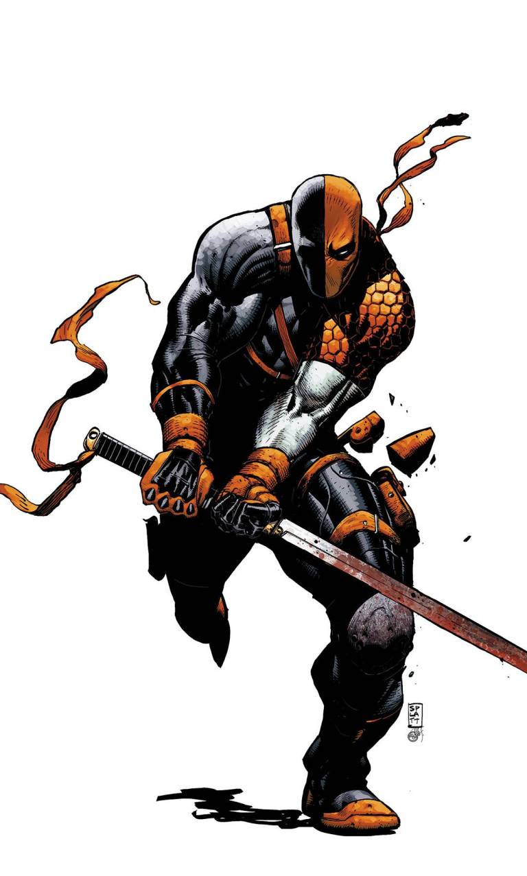 Deathstroke Rebirth #1 (Cover B Stephen Platt)