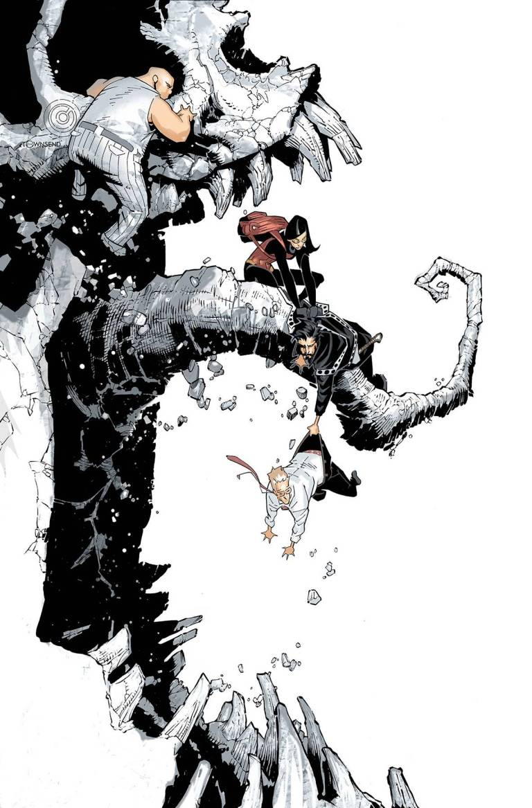 Doctor Strange #22 (Cover A Chris Bachalo)