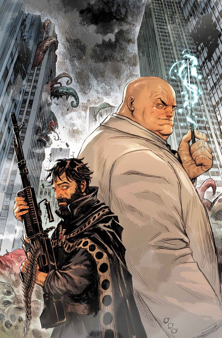 Doctor Strange #23 (Cover A Niko Henrichon)