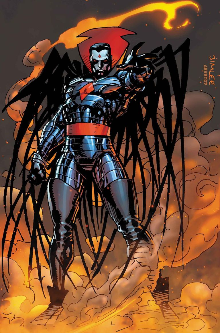 Doctor Strange #23 (Cover B Jim Lee X-Men Trading Card Variant)