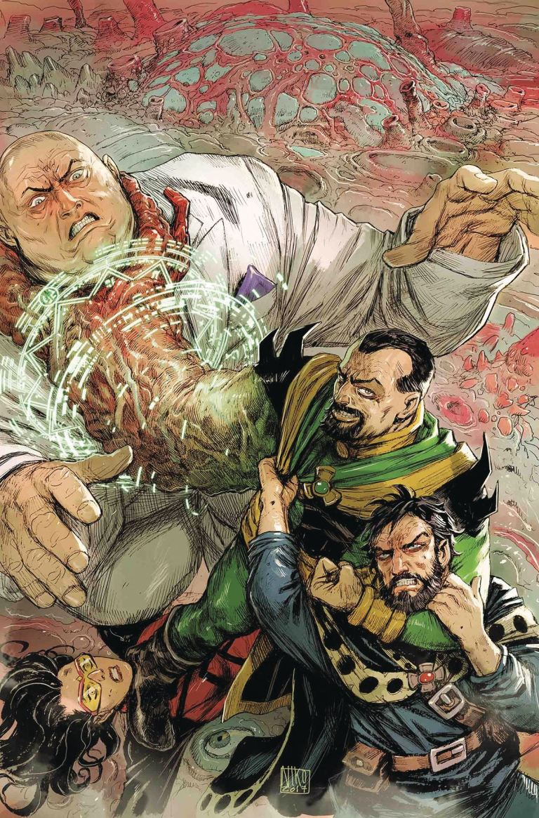 Doctor Strange #24 (Cover A Niko Henrichon)