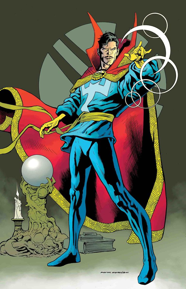 Doctor Strange #25 (Cover A Kevin Nowlan)
