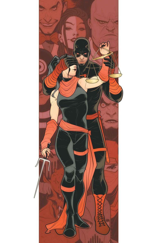 Elektra #5 (Elizabeth Torque Cover)