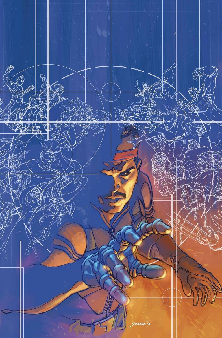 Extraordinary X-Men #18 (David Yardin Cover)
