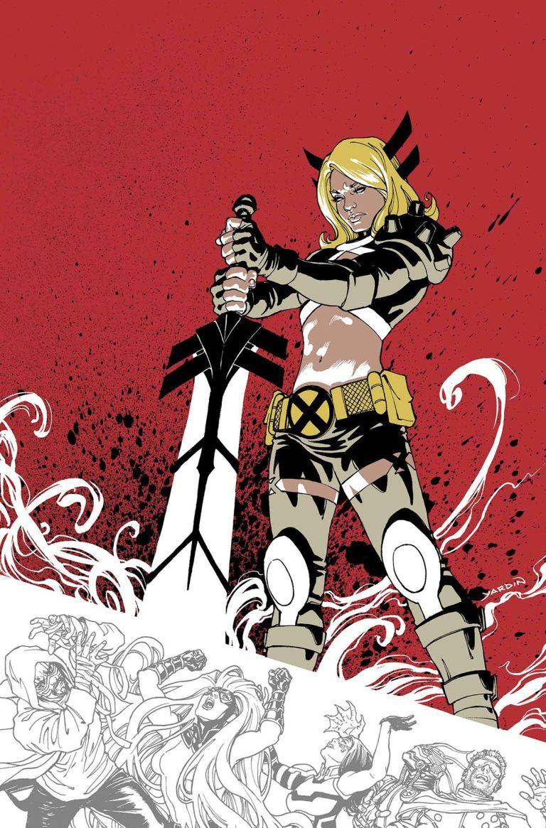 Extraordinary X-Men #19 (David Yardin Cover)