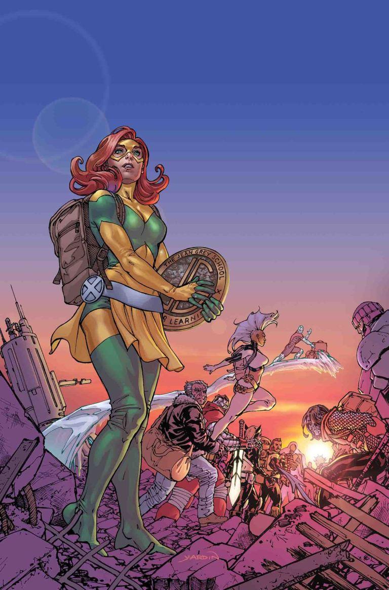Extraordinary X-Men #20 (David Yardin Cover)