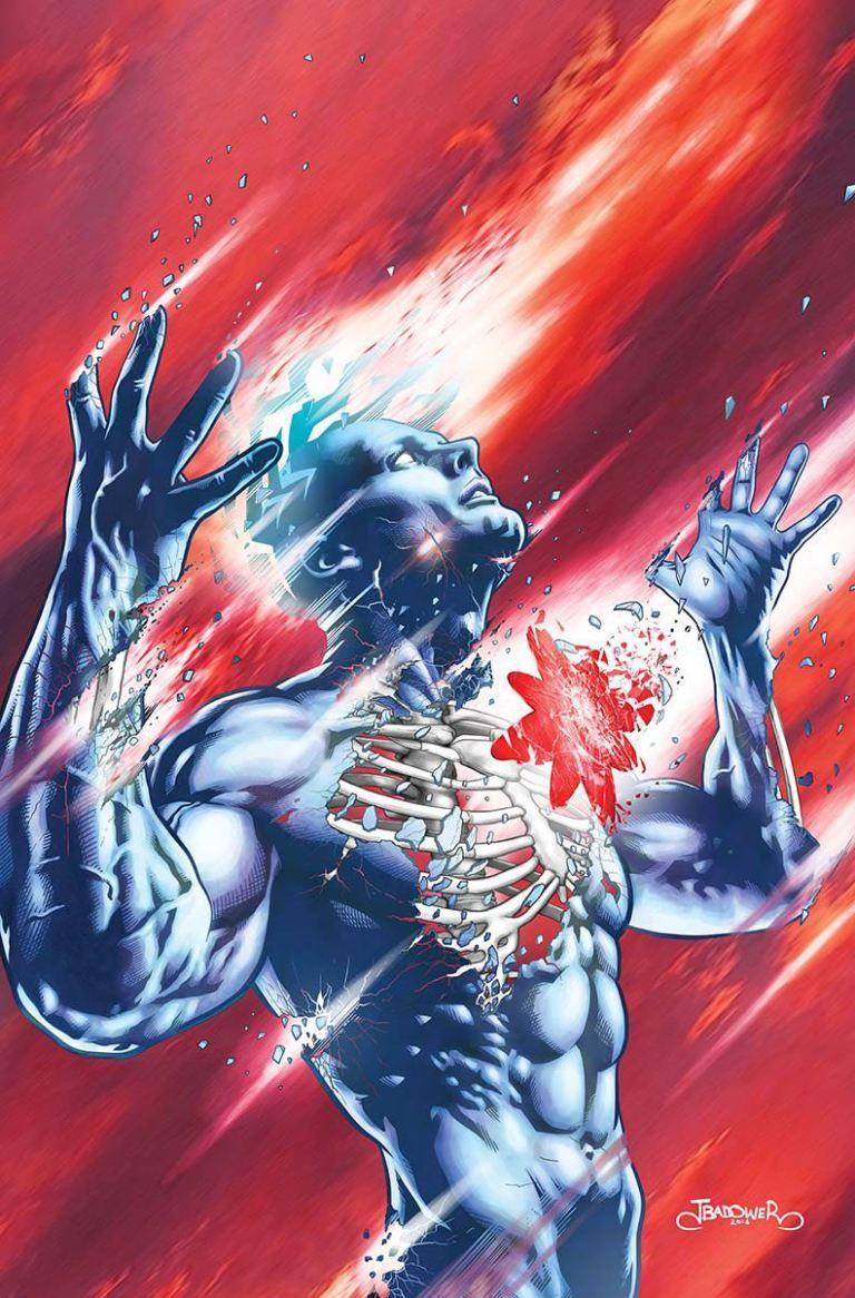 Fall And Rise Of Captain Atom #1 (Cover A Jason Badower)